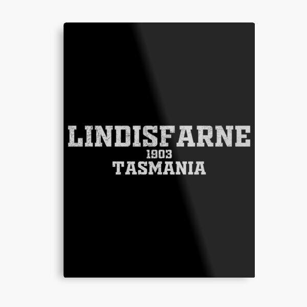Lindisfarne Tasmania Metal Print