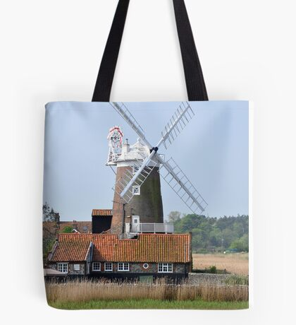 Cley Windmill from the east Tote Bag