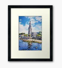 St. Muredach's Cathedral, Ballina, Co. Mayo Framed Print