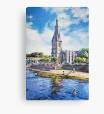 St. Muredach's Cathedral, Ballina, Co. Mayo Canvas Print