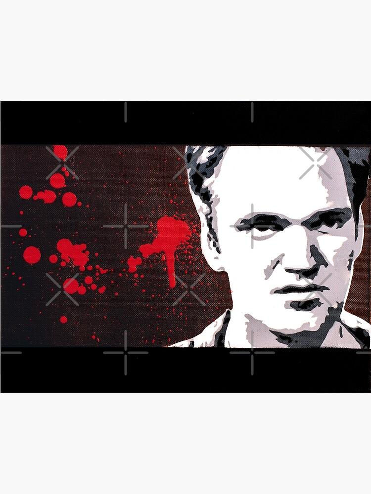 Reservoir Dogs- Mr Brown by NerdgasmsByKat