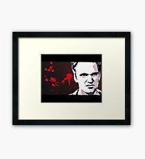 Reservoir Dogs- Mr Brown Framed Print