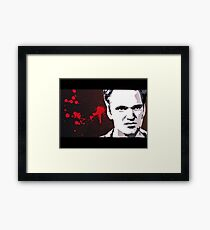 Reservoir Dogs- Mr Brown Framed Print