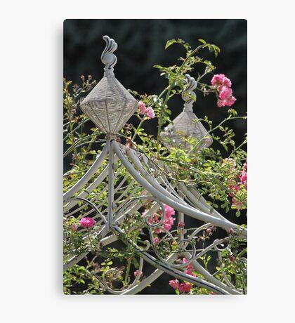 Rose Arch Canvas Print