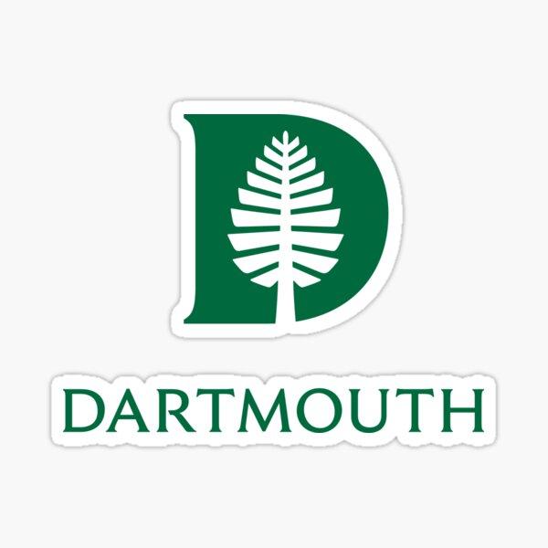 Dartmouth logo Sticker