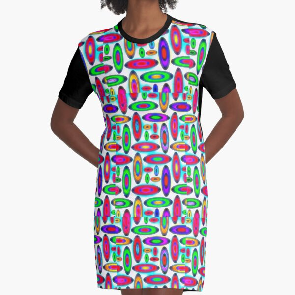 The Jetsons Graphic T-Shirt Dress