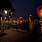 4th of july...tampa, florida by james smith