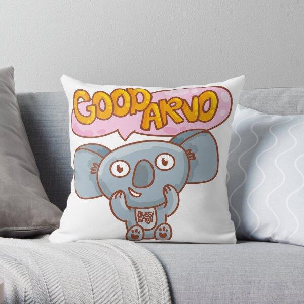 Good Arvo Koala Throw Pillow