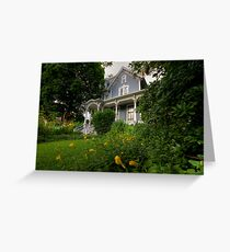 House Full of Memories Greeting Card