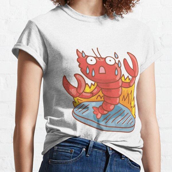 Shrimp on the barbie Classic T-Shirt