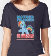 Fraking Awesomeness, etc Women's Relaxed Fit T-Shirt