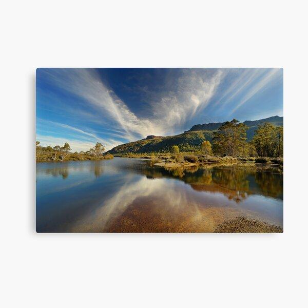 Narcissus River, Tasmania Canvas Print