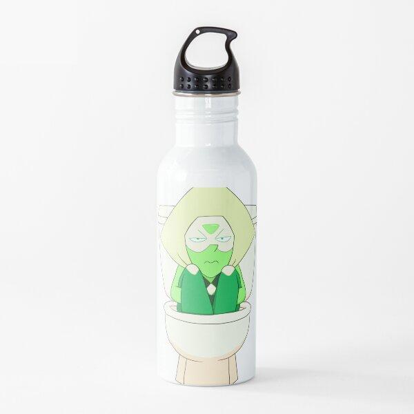 My Happy Place - Peridot Water Bottle