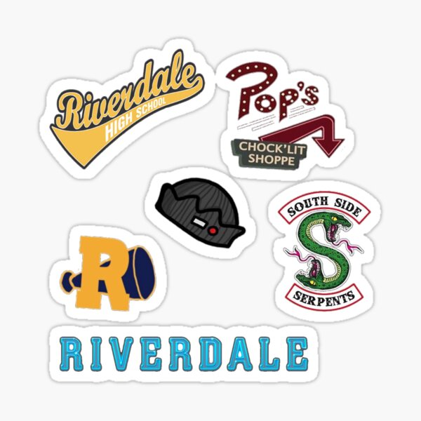 Riverdale sticker pack Sticker