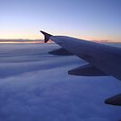 Over the clouds .. by Eugenio