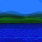 Blue Water by Nigel Silcock