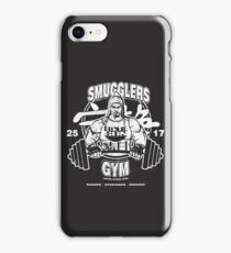 Smugglers Gym iPhone Case/Skin