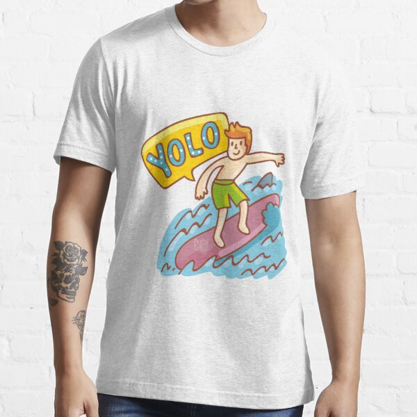 Yolo by AussiEmoji™ Australia Essential T-Shirt