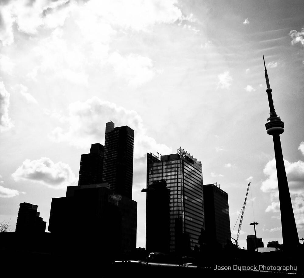 Toronto City Scape by Jason Dymock Photography