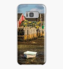 Blue Rocks, Nova Scotia Samsung Galaxy Case/Skin