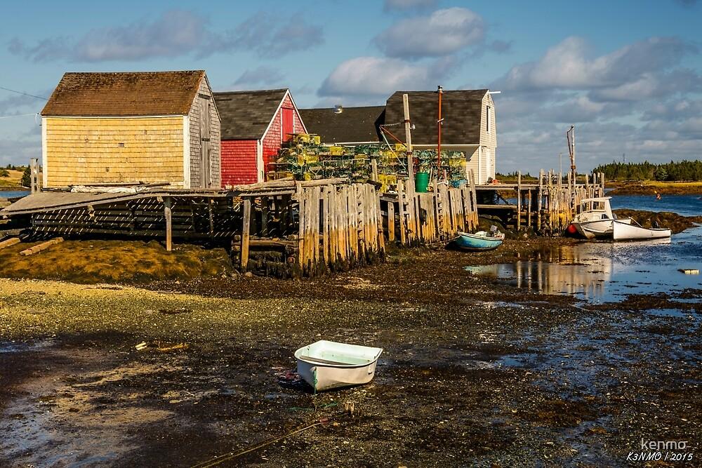 Blue Rocks, Nova Scotia by kenmo
