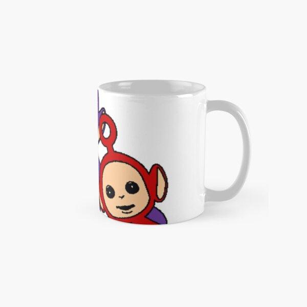 Teletubbies - Tinky Winky & Po Mug classique
