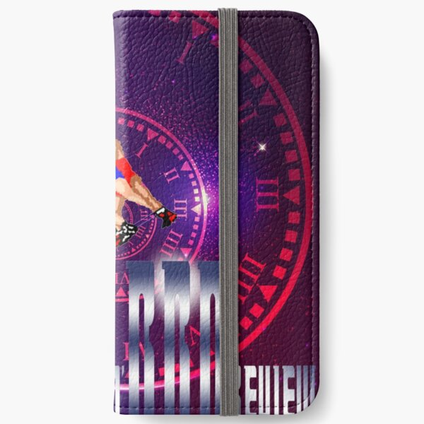 Time Warp iPhone Wallet