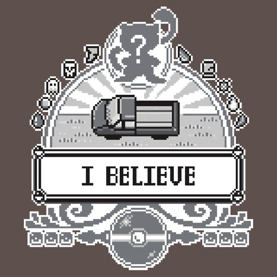TShirtGifter presents: I Believe