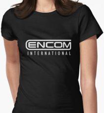 encom Women's Fitted T-Shirt