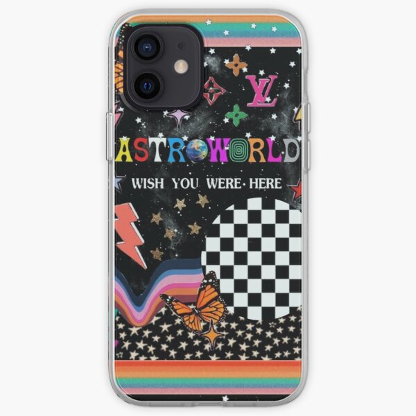 astroworld aesthetic  iPhone Soft Case