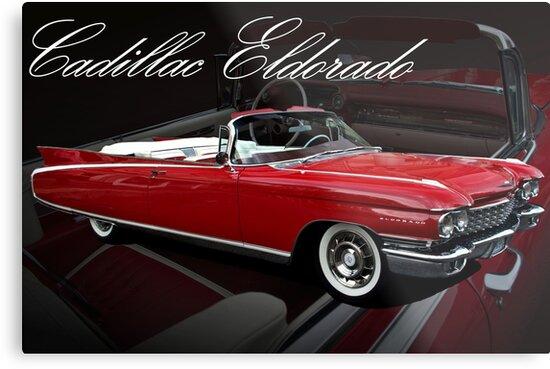1960 Cadillac 62 Series Convertible El Dorado by TeeMack