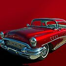 1955 Buick by TeeMack