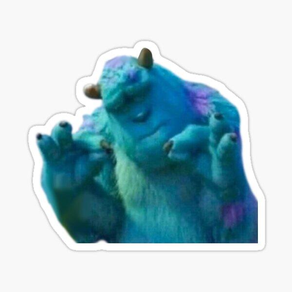 Sullivan Pinch Meme Sticker