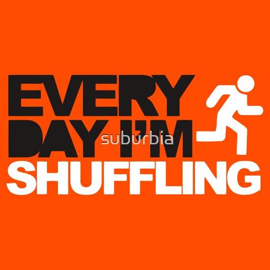 TShirtGifter presents: LMFAO - Every Day I'm Shufflin