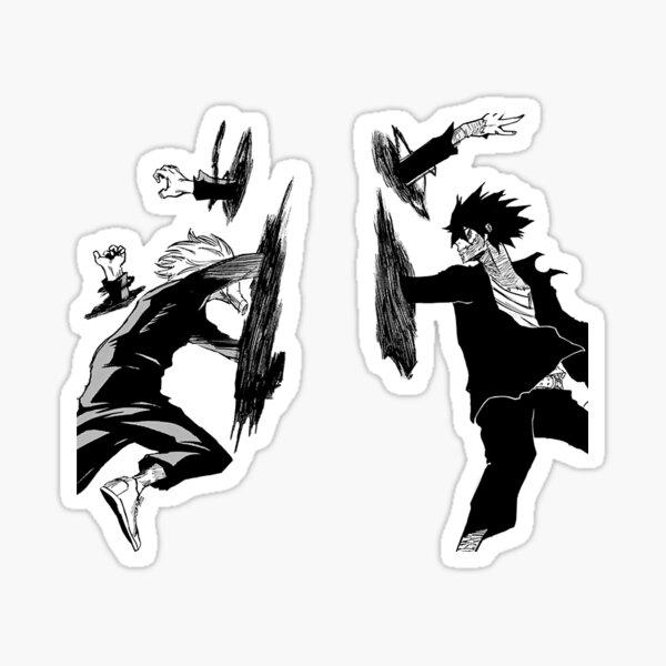 Shigaraki Dabi portals  Sticker