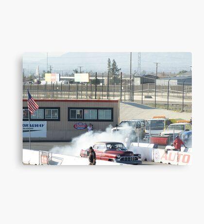 Clear for take off; Summit Series Racing; Fomoso Raceway Metal Print