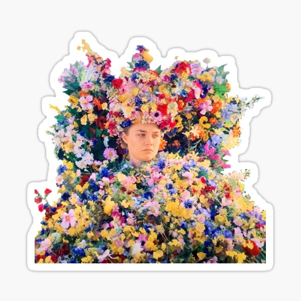 Florence Pugh Sticker
