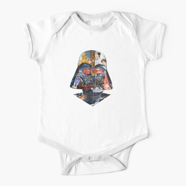 I am not your father Short Sleeve Baby One-Piece