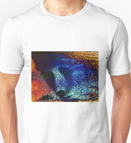 Australian Face on Outback T-Shirt