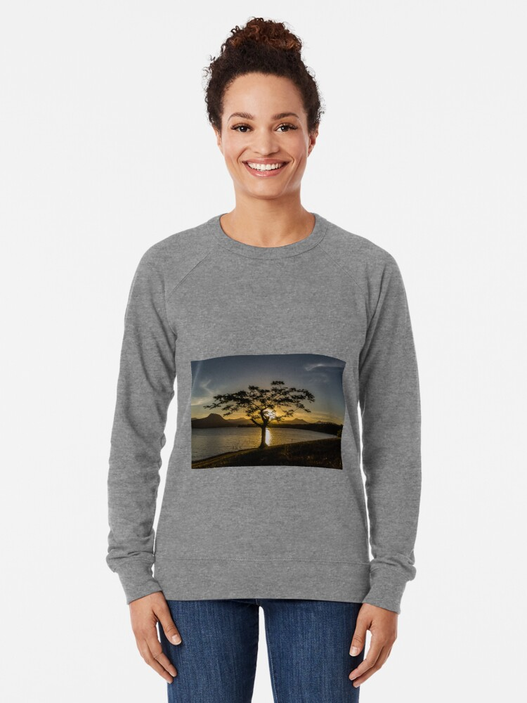 Alternate view of The Tree Lightweight Sweatshirt