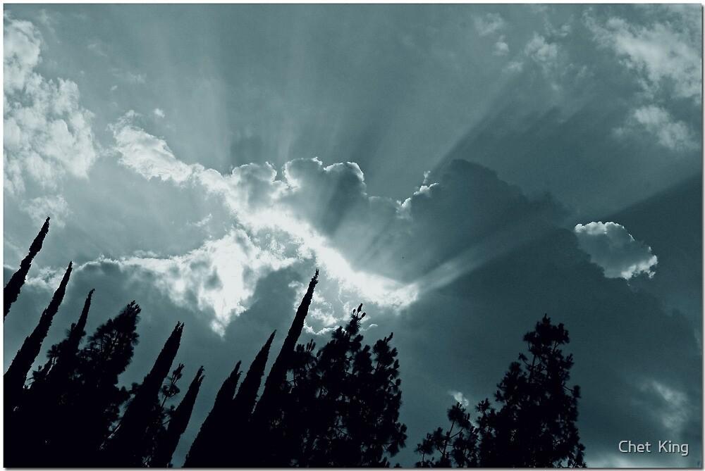 SoCal Sky by Chet  King