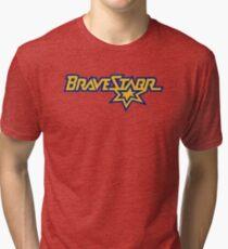 Bravestarr Tri-blend T-Shirt