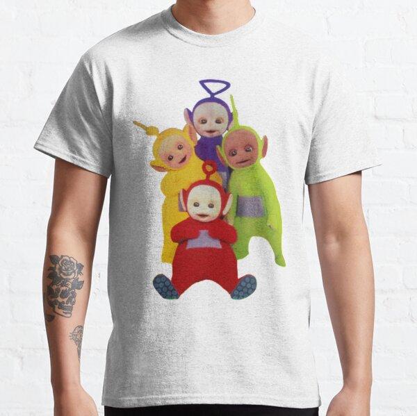 Les Teletubbies T-shirt classique