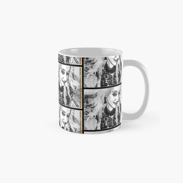 REKHA SKETCHED by REKHA IYERN FE RECORDS CANADA Classic Mug