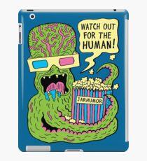 Alien Monster Movie iPad Case/Skin