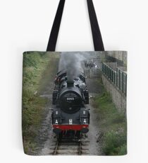 The Age Of Steam Tote Bag