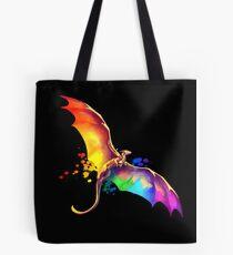 Pride Dragon Tote Bag