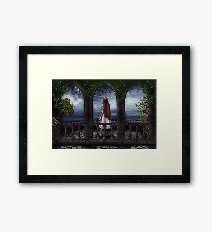 Midsummer's Night Dream Framed Print