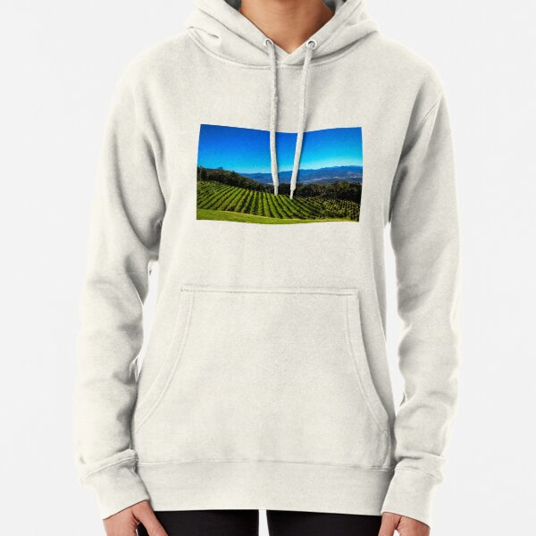 The view Pullover Hoodie