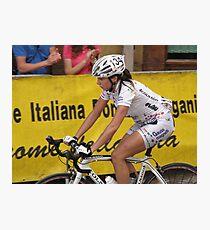 Tour of Tuscany 2009 Photographic Print